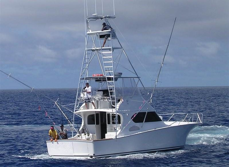 Arenui charter boat auckland 47ft motor launch decked for Outboard motors for sale nz