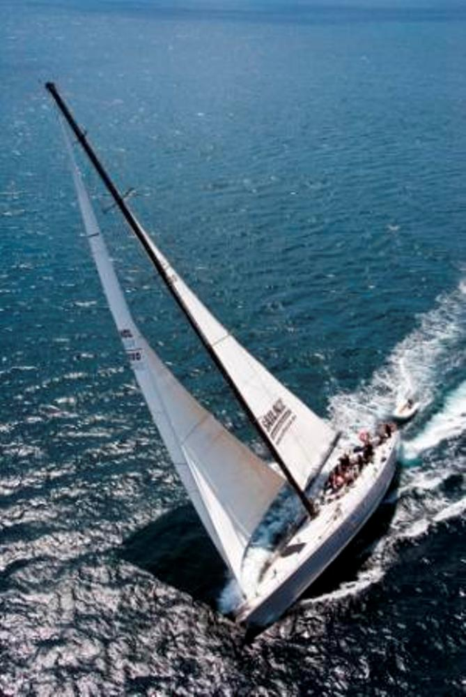 Charter Phone Service >> Lion New Zealand Charter Boat – 80ft Maxi Yacht - Decked Out Yachting | Auckland Charter Boats ...